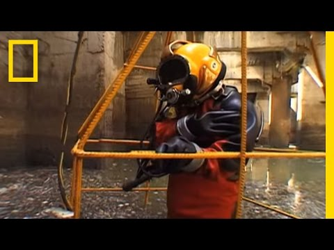 Sewer Diver Loves His Job | National Geographic