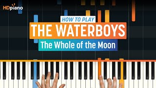 """How To Play """"The Whole of the Moon"""" by The Waterboys 