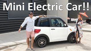 We try out the latest in Chinese electric cars...is this the future?
