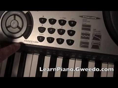 A Great Beginner's Keyboard