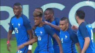 France - Cameroun, le but de Blaise Matuidi