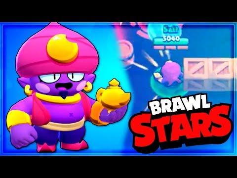 NEW BRAWLER GENE GAMEPLAY! Update INCOMING   Brawl Stars