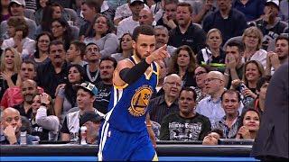 Stephen Curry Statlights ( 36 PTS ) WCFG4 Vs Spurs (5-22-2017)
