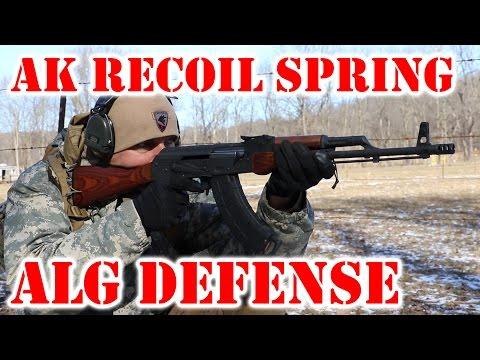 AK recoil spring from ALG Defense - AK Operators Union