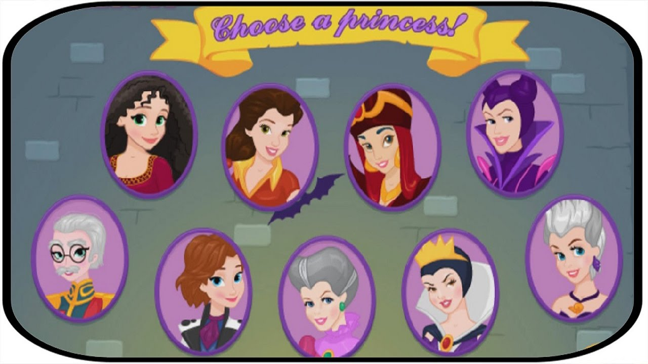 Disney Channel Halloween Games 1000 images about halloweentown on pinterest halloween town halloween movies and disney channel Princesses Vs Villains Halloween Challenge Costumes Excellent Hd Disney Games For Kids Youtube