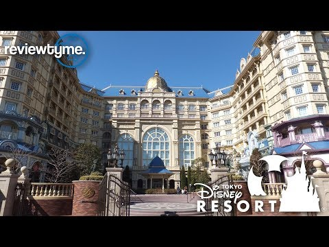 The Hotel Benefits at the Tokyo Disney Resort