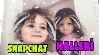Çok Komik Snapchat Hallerimiz