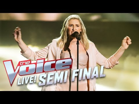 Sarah Stone - 'If I Were a Boy' | The Voice Australia 2017