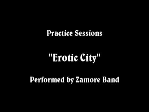 Erotic City - Old School Funk Band Zamore