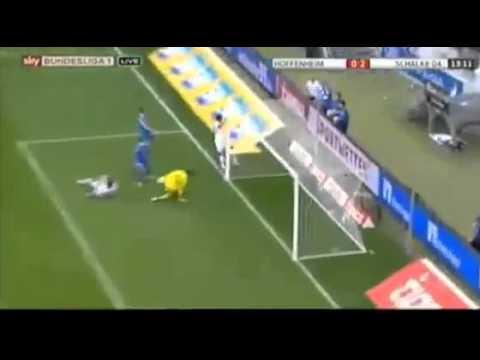 Joel Matip Goal ~ TSG Hoffenheim 0 2 Schalke 04 ~ 28 09 2013