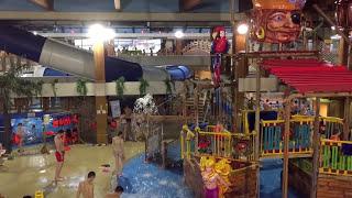 Скачать Аквапарк Ривьера в Казани один из крупнейших аквапарков России