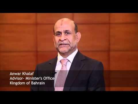 Anwar Khalaf, Advisor, Minister's Office, Kingdom of Bahrain at KOGS