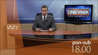 VTV Dnevnik najava 22. siječnja 2019.
