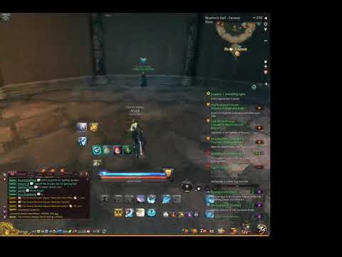 BnS TW] Aransu Badge Frost Storm Effect