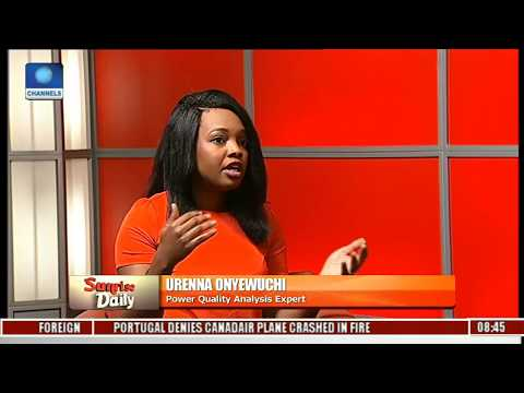 Sunrise Daily: Expert Advises Diversification In Nigeria's Power Sector Pt. 1