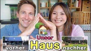 Unser HAUS! gekauft oder gebaut? vorher nachher Fotos | Mamiseelen