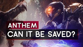 ANTHEM // Can It Be Saved?  Day 1 Patch, Negative Reviews & Impressions
