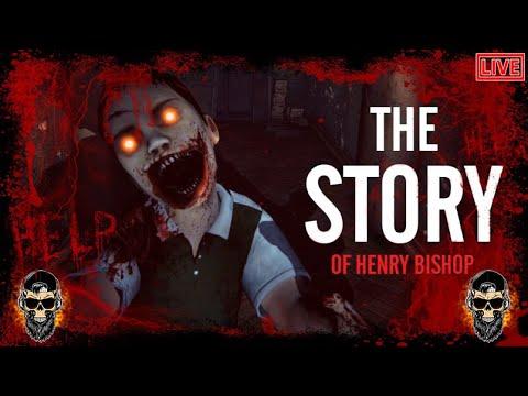 ВЕЧЕРНИЙ ХОРРОР ПРОХОЖДЕНИЕ The Story of Henry Bishop
