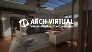 Arch Virtual: Custom virtual reality applications for business and education