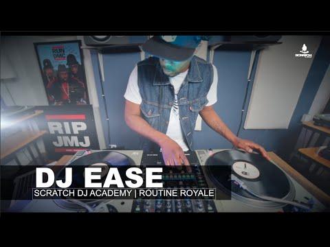 DJ Ease | Biggie Freestyle | Routine Royale