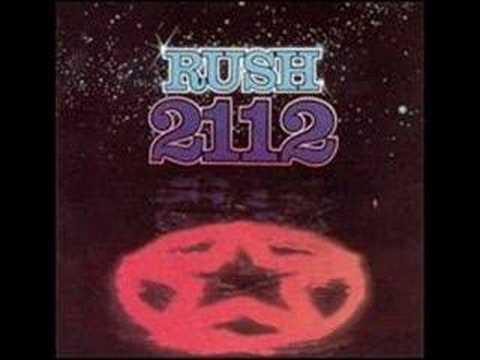 Rush-2112- I - Overture