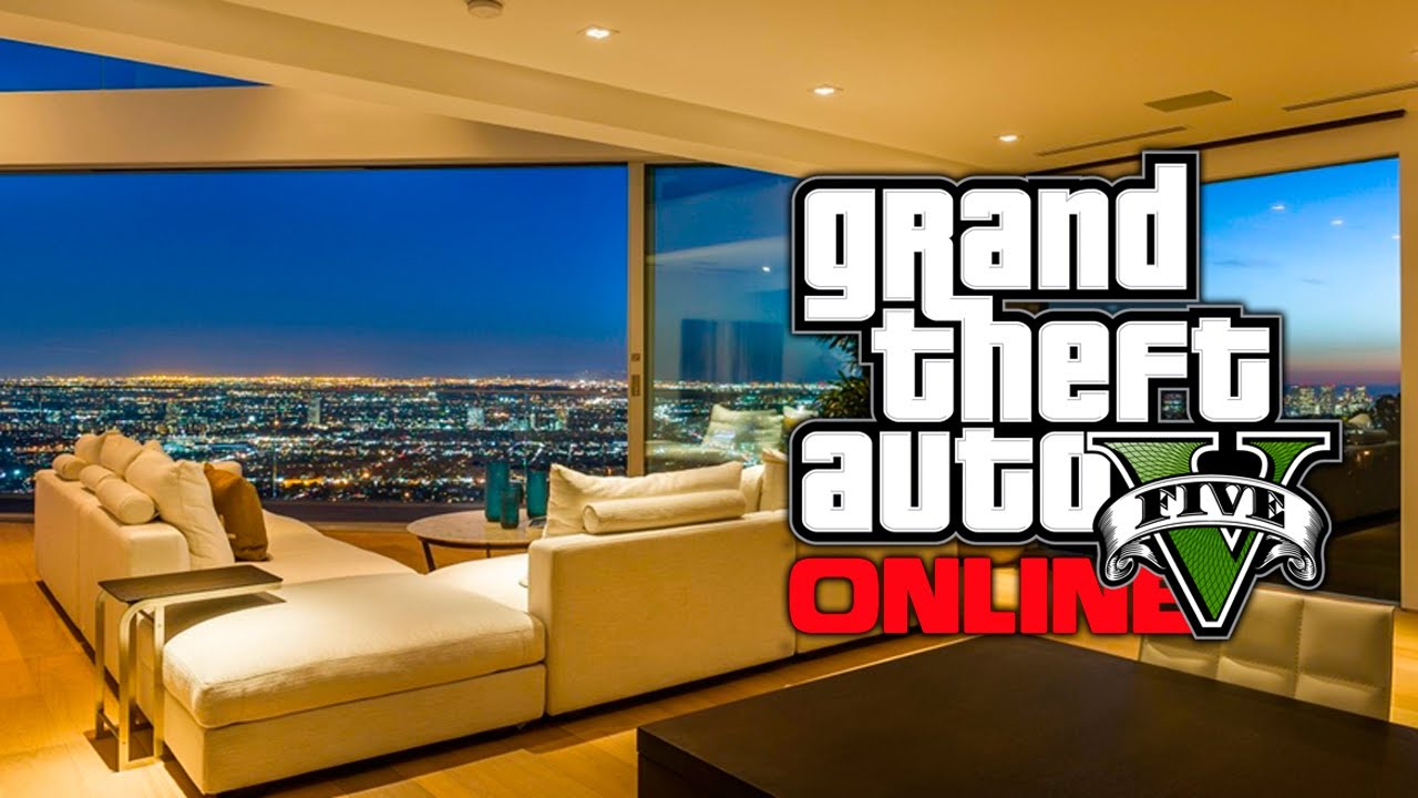 GTA 5 Online: Potential 1.13 High Life Apartments ...