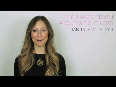 Melissa Kathryn Presents: The Naked Truth About Weight Loss Event