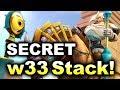 SECRET vs Mid Or Feed - W33 Stack! - EU ESL MAJOR DOTA 2