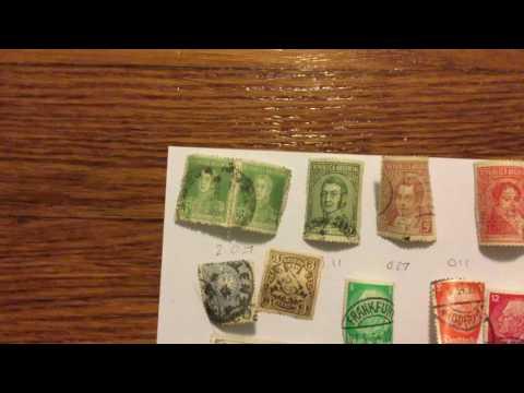 Error stamps - 10,000 stamps part 5
