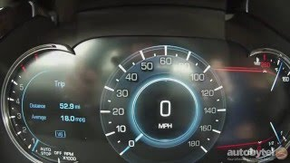 2016 Cadillac CT6 0-60 MPH Test Video – 400 HP Twin-Turbo V-6