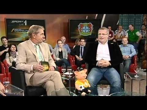 Bayer Leverkusen - 1. FC Köln 1:4-( 17.09.2011 ) unfair ??? Schürrle sieht Rot Poldi nicht