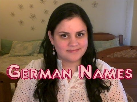 German Names