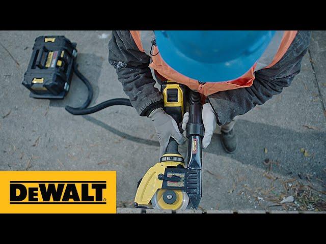 DEWALT® Total Jobsite Solution - Concrete