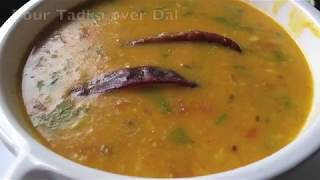 Lasooni Dal Tadka  लसन दल तड़क  Garlic Dal Tadka Recipe