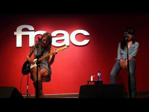 Dover Acústico en la Fnac Madrid 21 06 2013