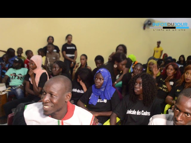 Politique : ABIB NIANG l'espoir des thiesois
