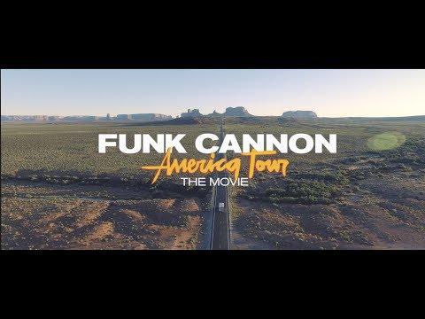 ATICA -  Funk Cannon (America Tour - The Movie)