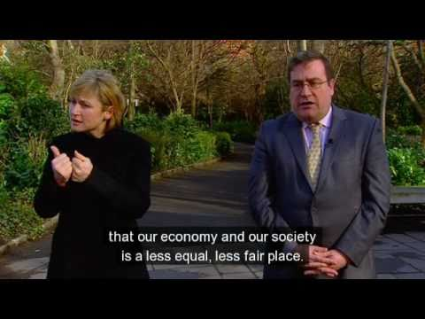 Hands On Irish Election Special Sign Language - Subtitles