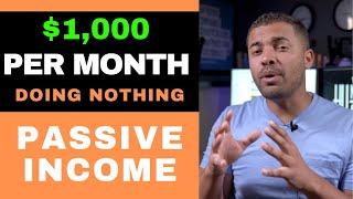 6 Passive Income Ideas: How to Make REAL Passive Income ($500-$1,000 per month)