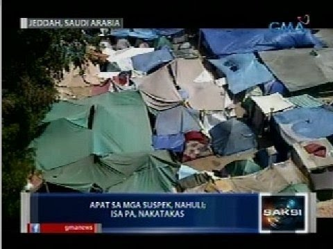Phl Consulate sa Jeddah, Saudi Arabia, tinangka umanong sunugin ng ilang undocumented OFW