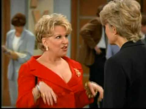 "Bette Midler on ""Murphy Brown"""