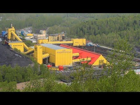 Телеканал «Сделано в Кузбассе»HD: Работа угольного разреза