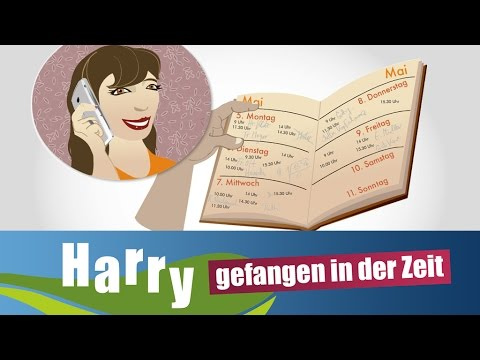 Learn German (A1-B1)   HARRY – Gefangen In Der Zeit   Episode 18