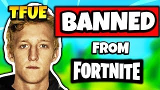 TFUE GOT BANNED FOR EXPLOITING WALL GLITCH | Fortnite Daily Funny Moments Ep.109