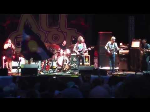 All Good Festival 2013 - Furthur - Mississippi Halfstep