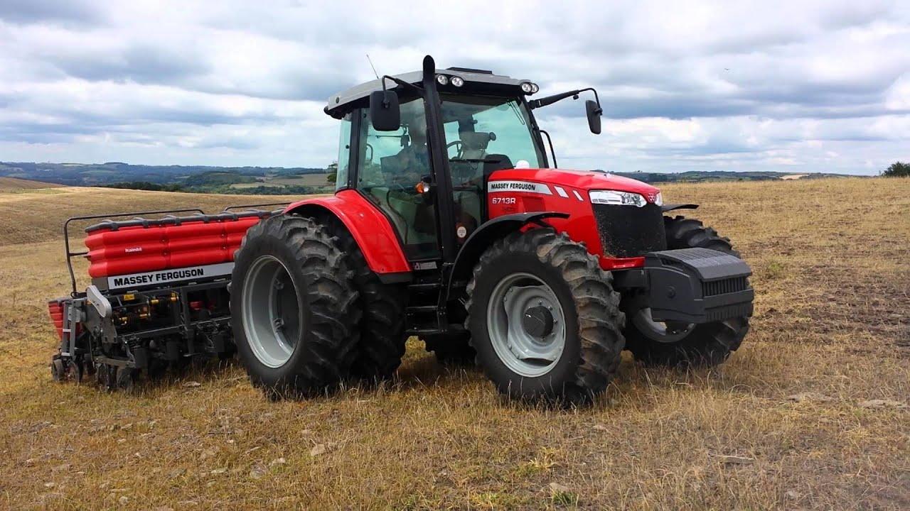 Россия и США создали универсальный трактор нового типа невзирая на санкции