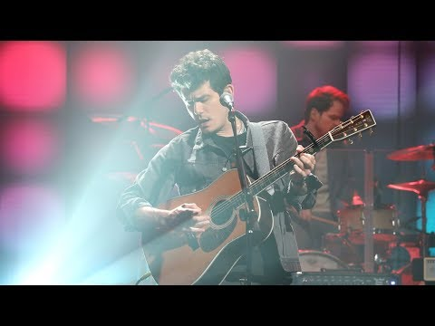 John Mayer Performs 'I Guess I Just Feel Like'