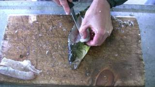 Perch Cleaning - Two Fast Boneless Methods to Fillet Perch