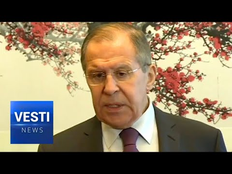 Today I will Remind Them: Lavrov Calls Trump Out on Complete Syria Policy U-Turn