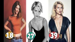 Claire Danes ♕ Transformation From 15 TO 39 Years OLD